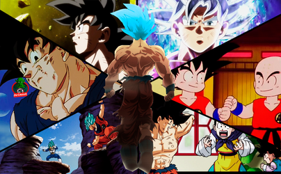 The Final Dragon Ball Super Goodbye Goku :,) by daimaoha5a4
