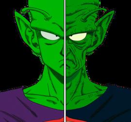 Daimaoh X Piccolo by daimaoha5a4
