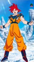 Goku ssj God New Movie Style Wallpaper by daimaoha5a4