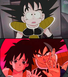Farewell to Goku by daimaoha5a4