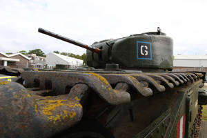 Tank, Infantry Mk IV A22 Churchill II by DavidKrigbaum