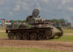 Neutral but not Neutered (Stridsvagn m/40 L) by DavidKrigbaum