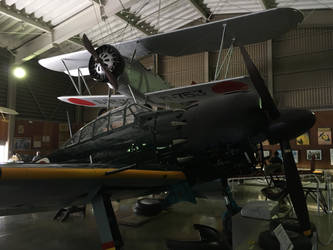 Another Zero and Willow (A6M5 Model 52 and K5Y) by DavidKrigbaum