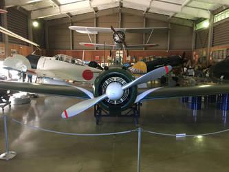 The Collection (A6M2, A6M5, Ki-43, K5Y, G4M) by DavidKrigbaum