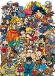 Street-Fighter-all-Fighters-Boggiano by vf02ss