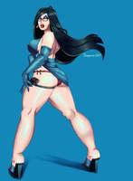 Derringer Baroness by vf02ss