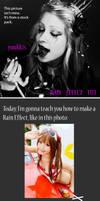 Rain Effect by yuukki