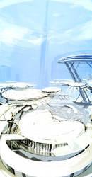 White Dome by ntny