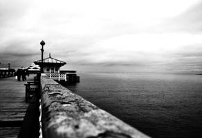 Pier into the Abyss by HKW1994