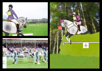Do It Again | Eventing by HKW1994