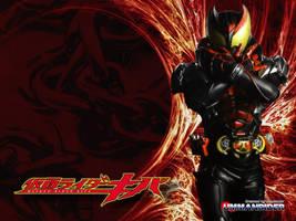 Kamen Rider Kiva by Kai-the-Hedgehog1990