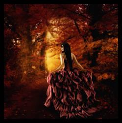 Quiet Fall by pureanodyne