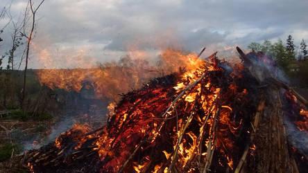 Burn 2 by GheorgheLaza