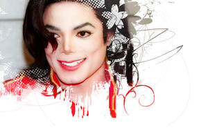 Michael Jackson Wallpaper2 by Meggy-MJJ