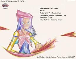 Mel-Nova Profile by twinkid