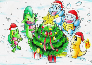 The best 5 Merry Christmas by GTS257-CT