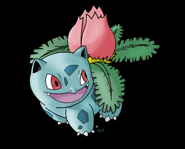 #002 - Ivysaur by GTS257-CT