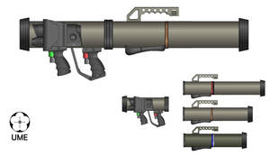 UME - Type 6 Multi-role Launcher by Luke-Man
