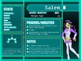 YJ OC 2- Salem by beastly-gurl01