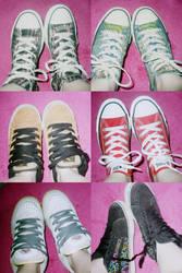 My Shoes by TwinkyGreenPenguin