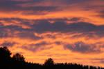 Golden clouds _stock3 by Bi22Photographer