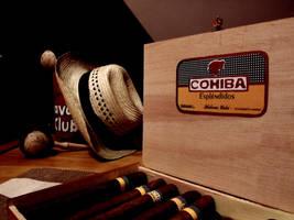 represent Cuba, Cohiba.. by mlodygrabasz