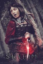 Serana - Skyrim by NunnallyLol