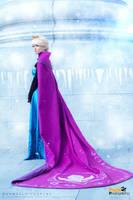 Elsa - Frozen by NunnallyLol