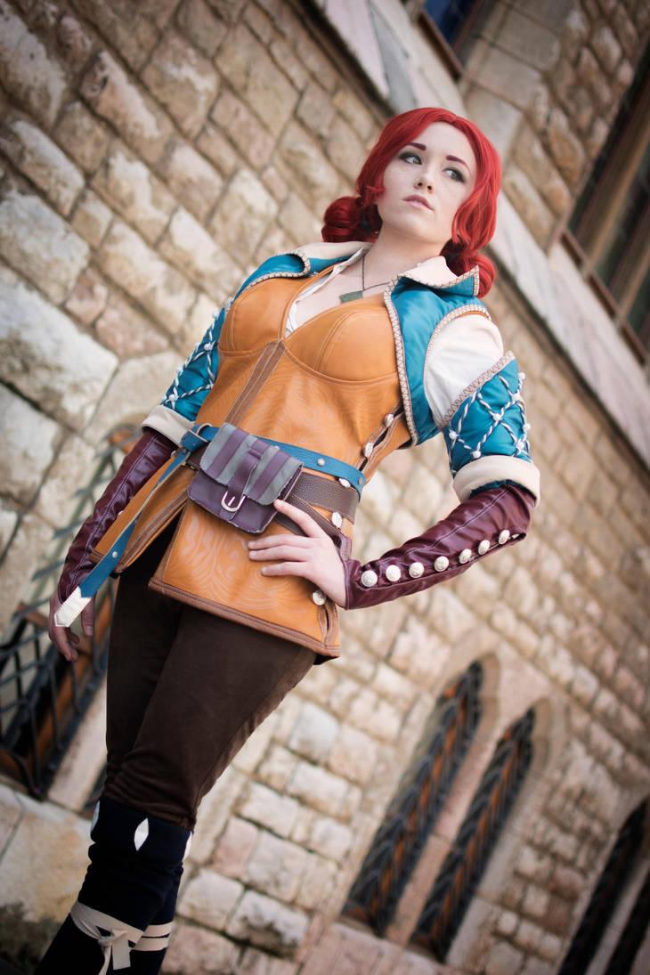 Triss Merigold - The Witcher 3 by NunnallyLol