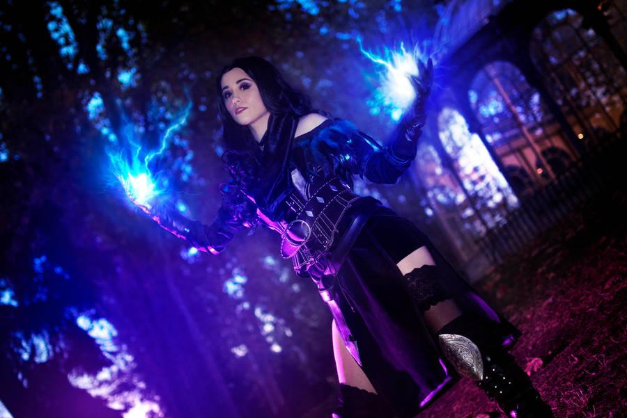 Yennefer of Vengerberg - The Witcher 3 by NunnallyLol