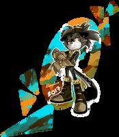 [PC  for Blossom-fur7] Style 1: Emery by Clasmaticii3