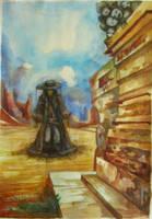 Desert 2 by T-Nightingale
