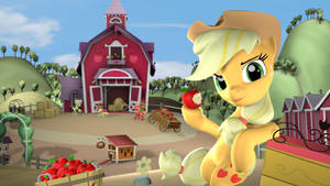 Sweet Apple Acres by OwlPirate