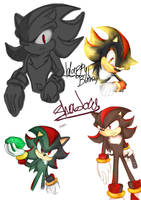Happy birthday shadow 2016 by Shadow-sah