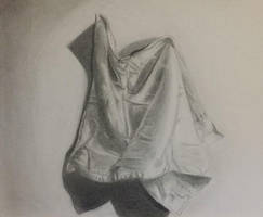 Drapery/Light Study by ColorCodedShadow