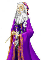 Dumbledore by Zaerteltier