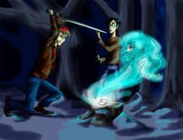 Ron's Horcrux by Zaerteltier