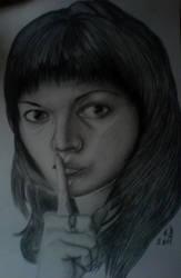 Mrs. Kolisova by FuujinCZ