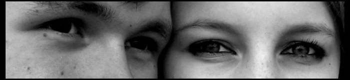 Eyes which fell in love.. by Tristis-soul