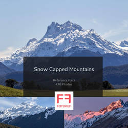 476 photos of Snow Capped Mountains by Fotoref