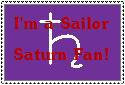 Sailor Saturn Fan Stamp by KatieGirlsForever