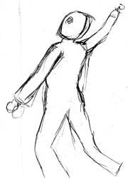 Body Sketch by TheatreAyoo