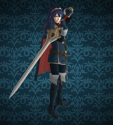 Lucina (FEW) for XNALARA XPS by Ambros489