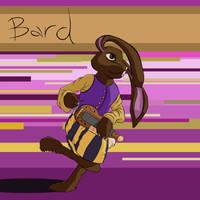 Bunny Bard by LastExitAhead