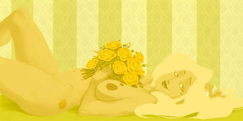 Yellow by Leamlu