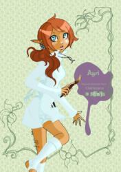 Ayri for Clairissiana by AoiShinju