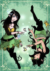 Gizem and Delilah for FleetingGoodbyes by AoiShinju