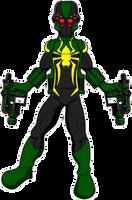 Arachnid with lurch-jr by Bastard-Bird