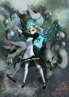 SkullGirls : The Final Boss by Rouzille