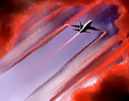 Sky study 2 by breeozoa